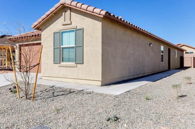 8753 E Stone Meadow Circle, Tucson, AZ 85730 (#22105199) :: Gateway Realty International