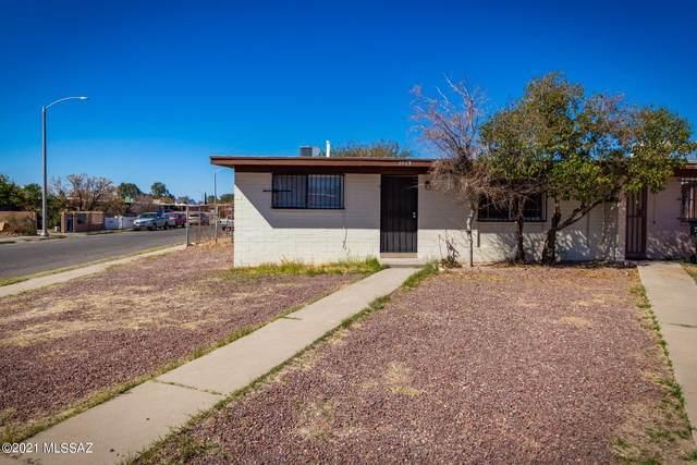 2503 E Parkside Drive, Tucson, AZ 85713 (#22105202) :: Gateway Realty International