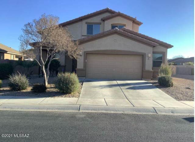 13962 N Swift Spear Drive, Marana, AZ 85658 (#22105206) :: Tucson Property Executives