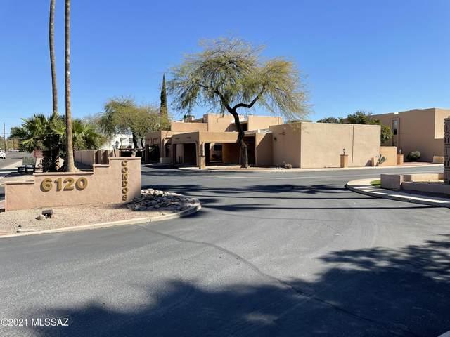 6120 E 5Th Street A114, Tucson, AZ 85711 (#22105207) :: Keller Williams