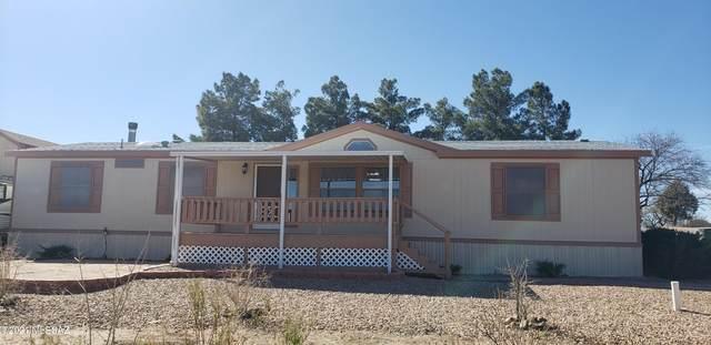 3129 W Cypress Drive, Benson, AZ 85602 (#22105218) :: Keller Williams