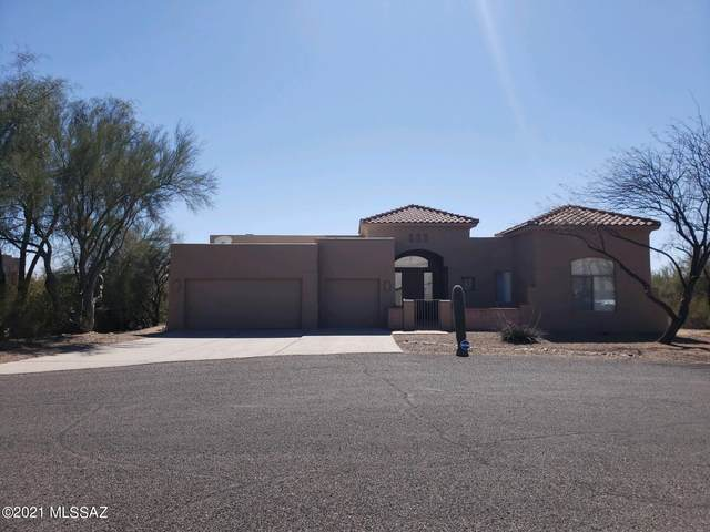 1777 W Placita De Ocampo, Tucson, AZ 85704 (#22105222) :: Kino Abrams brokered by Tierra Antigua Realty