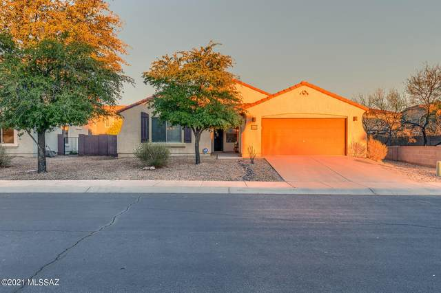 12534 N Barbadense Drive, Marana, AZ 85653 (#22105223) :: Tucson Property Executives