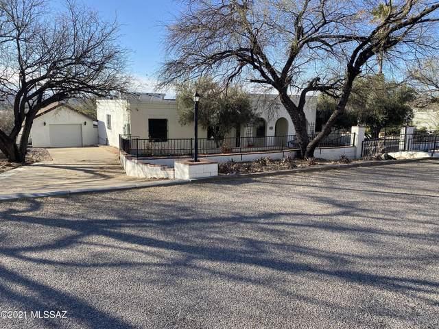 409 Hopkins Street, Rio Rico, AZ 85648 (MLS #22105232) :: My Home Group