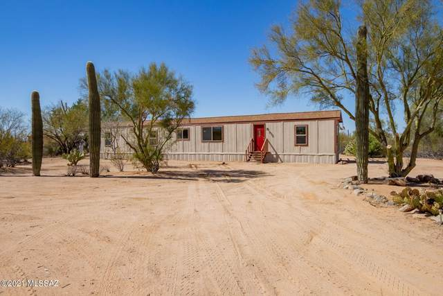 11515 W Mars Road, Tucson, AZ 85743 (#22105233) :: Tucson Property Executives