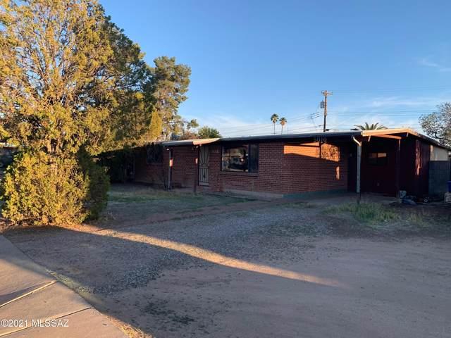 5010 E 25Th Street, Tucson, AZ 85711 (#22105239) :: The Local Real Estate Group | Realty Executives