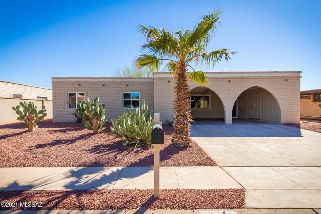 8908 E 35th Circle, Tucson, AZ 85710 (#22105241) :: Long Realty - The Vallee Gold Team