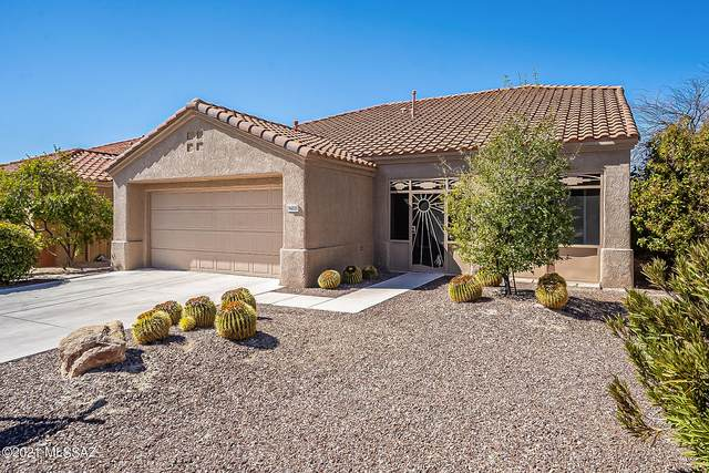 14215 N Willow Bend Drive, Oro Valley, AZ 85755 (#22105253) :: Long Realty - The Vallee Gold Team