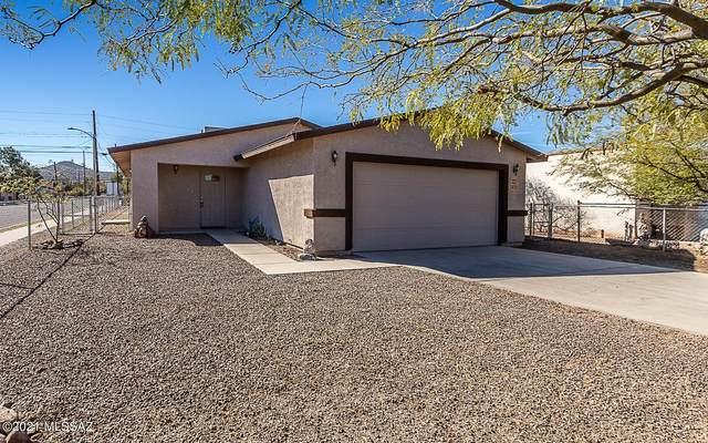 1451 W Sonora Street, Tucson, AZ 85745 (#22105266) :: Keller Williams