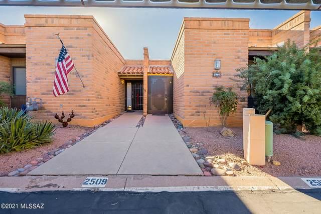 2509 S Calle De Humes, Green Valley, AZ 85622 (#22105278) :: Keller Williams
