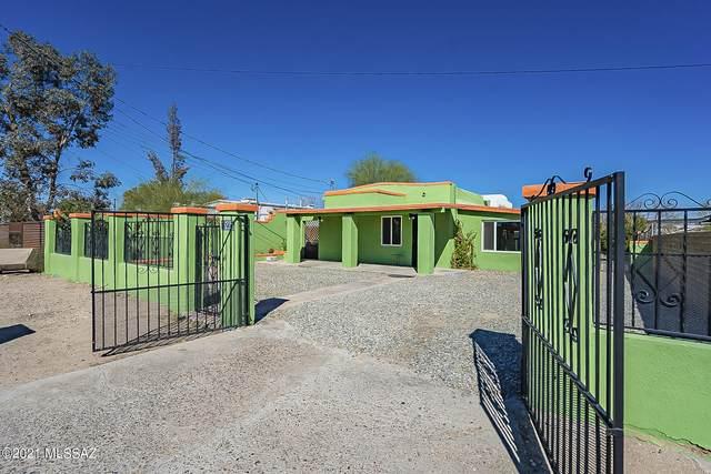 125 & 127 E Lincoln Street, Tucson, AZ 85714 (#22105288) :: Long Realty Company