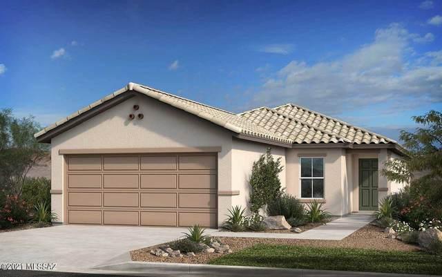 13181 E Iron Chief Drive Lot 140, Tucson, AZ 85747 (#22105293) :: Keller Williams