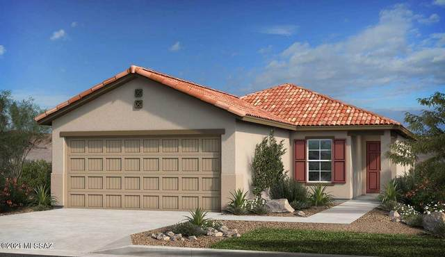 13173 E Iron Chief Drive Lot 141, Tucson, AZ 85747 (#22105295) :: The Local Real Estate Group | Realty Executives