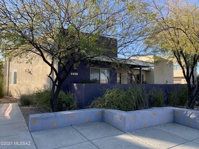 2455 N Silver Mosaic Drive, Tucson, AZ 85745 (#22105299) :: Kino Abrams brokered by Tierra Antigua Realty