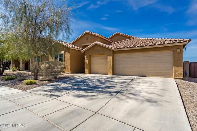 7207 W Dupont Way, Tucson, AZ 85757 (#22105304) :: Long Realty Company