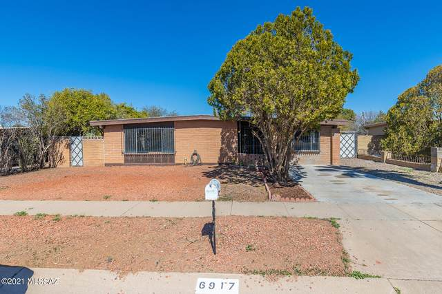 6917 E David Drive, Tucson, AZ 85730 (#22105313) :: Long Realty Company