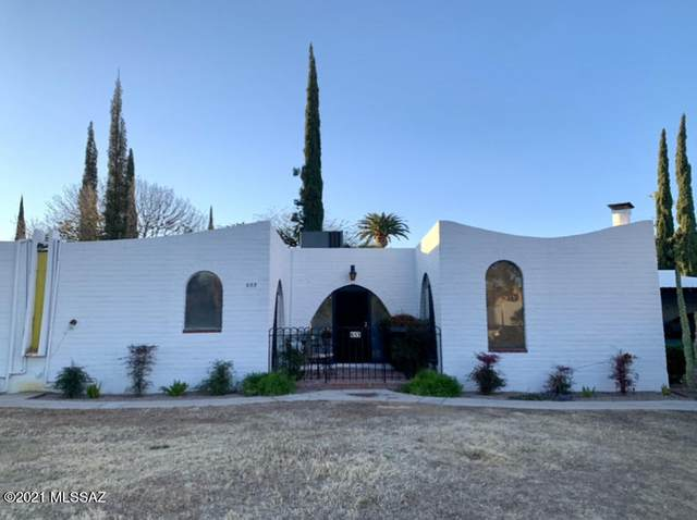653 W Las Lomitas Drive, Tucson, AZ 85704 (#22105315) :: Long Realty Company