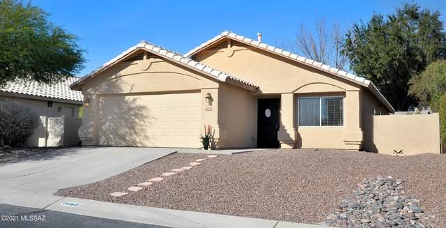 2060 W Double Eagle Drive, Oro Valley, AZ 85737 (#22105330) :: Gateway Realty International
