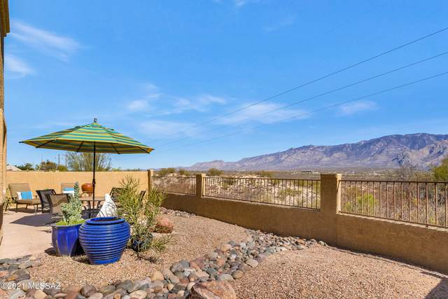 12662 N Sleeping Coyote Drive, Oro Valley, AZ 85755 (#22105334) :: Long Realty - The Vallee Gold Team