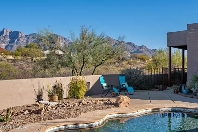 1180 W Reflection Ridge Place, Tucson, AZ 85755 (#22105354) :: Kino Abrams brokered by Tierra Antigua Realty