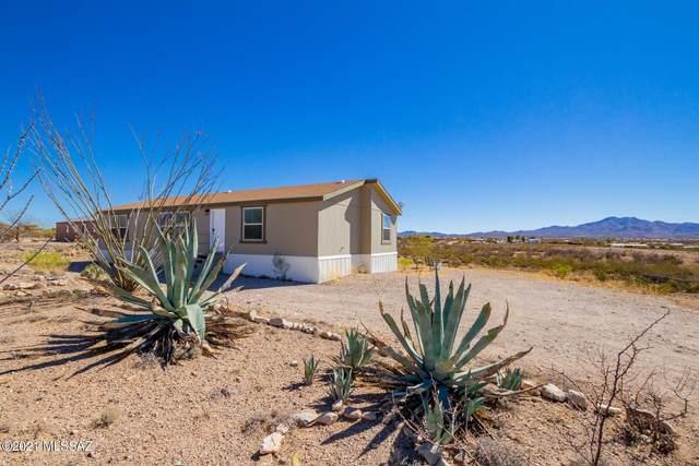 13866 E Blue Cactus Lane, Vail, AZ 85641 (#22105359) :: Long Realty - The Vallee Gold Team
