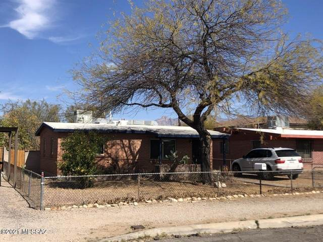 839 E Lester Street, Tucson, AZ 85719 (#22105364) :: Kino Abrams brokered by Tierra Antigua Realty