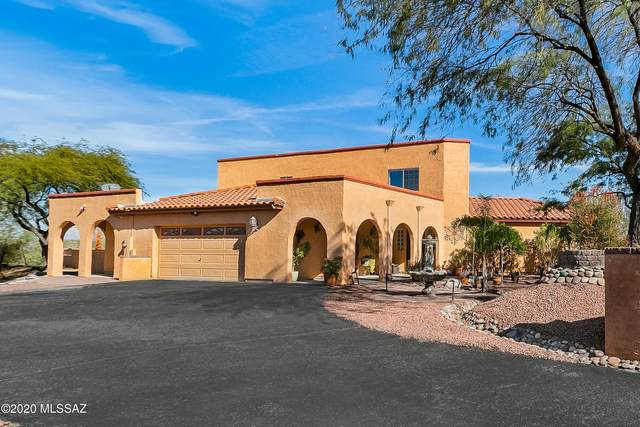 290 W Atua Place, Oro Valley, AZ 85737 (#22105370) :: Kino Abrams brokered by Tierra Antigua Realty
