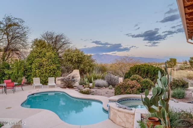 1682 N Coral Bells Drive, Tucson, AZ 85745 (#22105371) :: Kino Abrams brokered by Tierra Antigua Realty