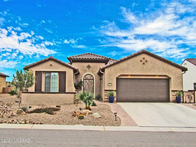 2238 E Page Mill Drive, Green Valley, AZ 85614 (#22105376) :: Long Realty - The Vallee Gold Team