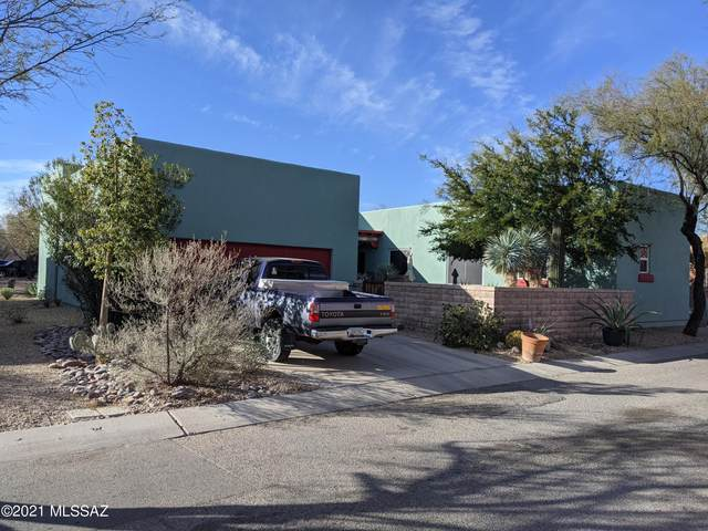 10538 E Cerulean Way, Tucson, AZ 85747 (#22105379) :: Long Realty - The Vallee Gold Team