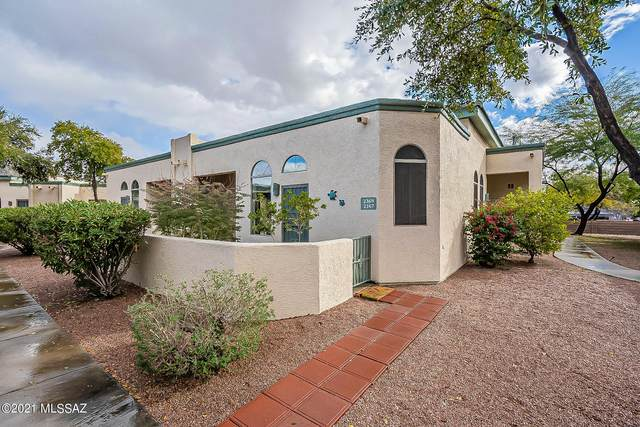 2369 W Via Di Silvio, Tucson, AZ 85741 (#22105382) :: Kino Abrams brokered by Tierra Antigua Realty