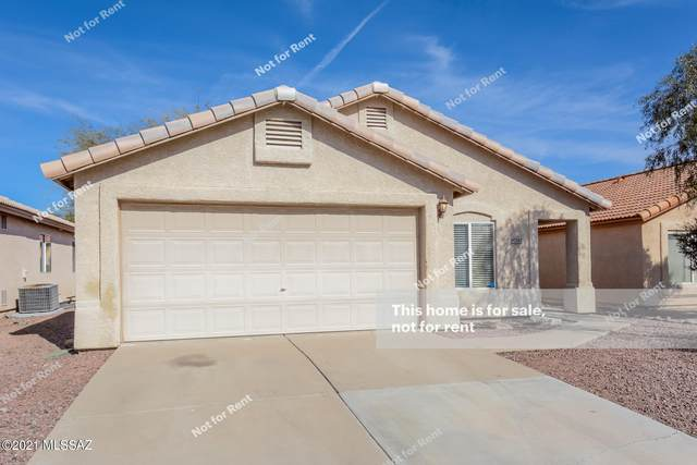 2392 Silver Arrow Drive, Tucson, AZ 85745 (#22105386) :: Kino Abrams brokered by Tierra Antigua Realty