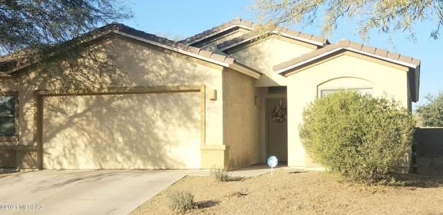 12675 N Crooked Willow Drive, Marana, AZ 85653 (#22105400) :: Kino Abrams brokered by Tierra Antigua Realty
