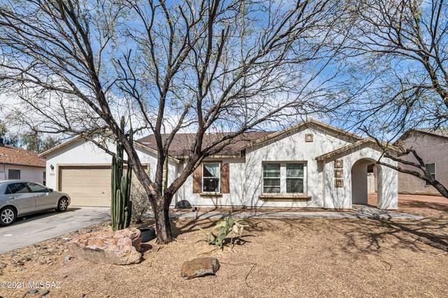 4884 W Calle Don Alberto, Tucson, AZ 85757 (#22105432) :: AZ Power Team