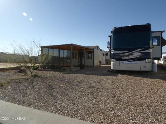 1915 N Casa Del Rio #55 Road N #55, Benson, AZ 85602 (#22105435) :: Keller Williams