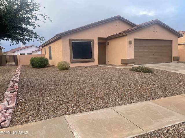 6547 Wilhoit Way, Tucson, AZ 85743 (#22105440) :: Kino Abrams brokered by Tierra Antigua Realty