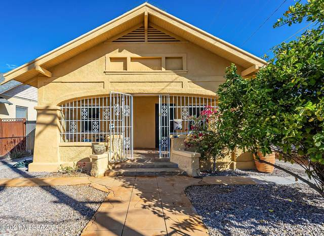 119 E 16Th Street, Tucson, AZ 85701 (#22105449) :: Kino Abrams brokered by Tierra Antigua Realty
