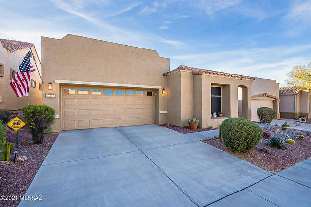 734 W Shadow Wood Street, Green Valley, AZ 85614 (#22105452) :: Kino Abrams brokered by Tierra Antigua Realty