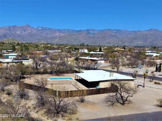 8151 E Calle Potrero, Tucson, AZ 85750 (#22105459) :: Kino Abrams brokered by Tierra Antigua Realty