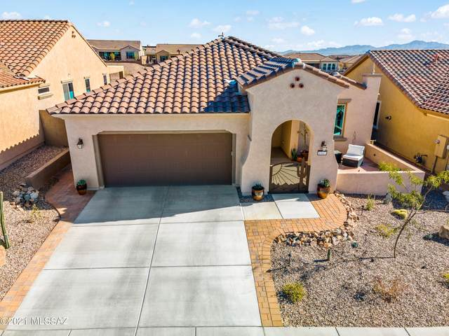 6947 W Deer Creek Trail, Marana, AZ 85658 (#22105481) :: Long Realty - The Vallee Gold Team