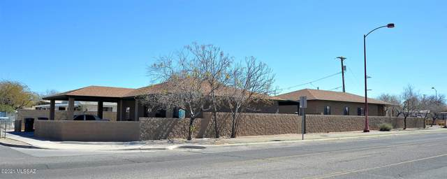 345 W 28Th Street, South Tucson, AZ 85713 (MLS #22105482) :: The Property Partners at eXp Realty