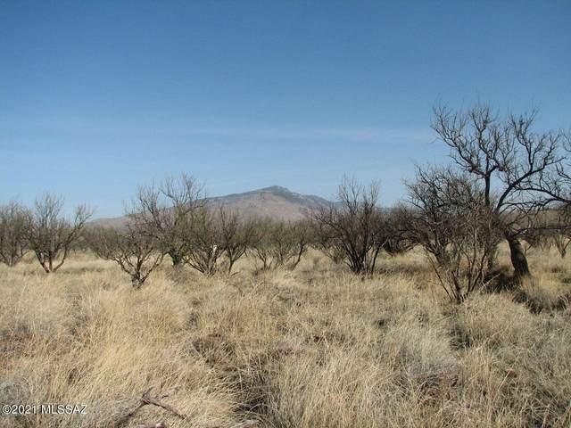 4.1 Acres N Diana Drive, Benson, AZ 85602 (#22105504) :: Kino Abrams brokered by Tierra Antigua Realty