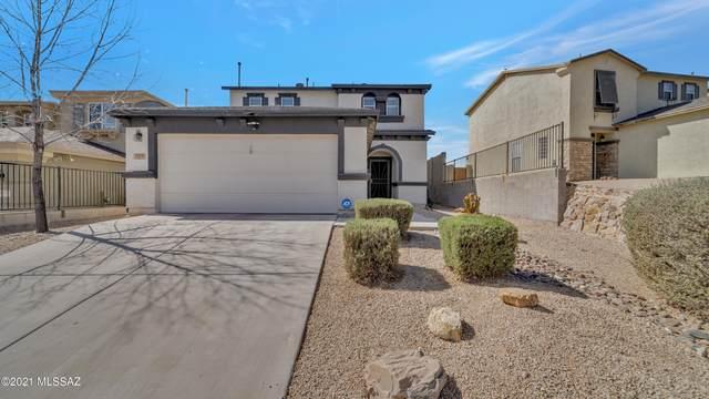 1479 W San Ricardo Avenue, Tucson, AZ 85713 (MLS #22105511) :: The Property Partners at eXp Realty