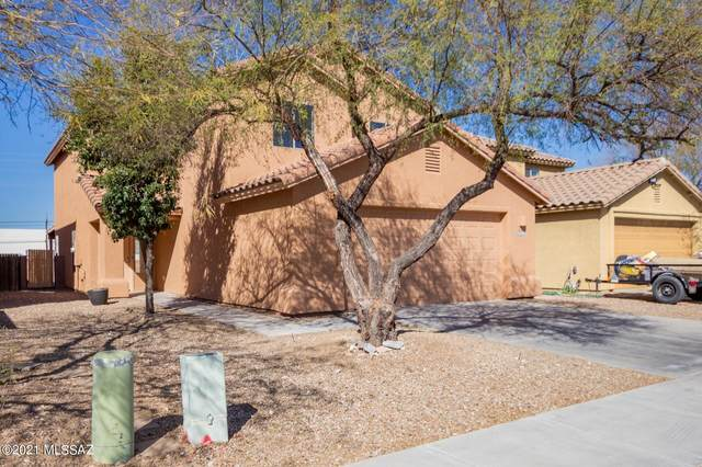 6740 S Sonoran Bloom Avenue, Tucson, AZ 85756 (#22105532) :: Kino Abrams brokered by Tierra Antigua Realty