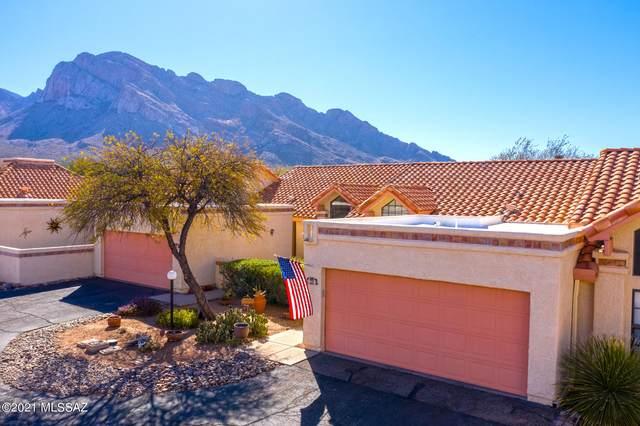 90 E Horizon Circle, Tucson, AZ 85737 (#22105546) :: Long Realty Company