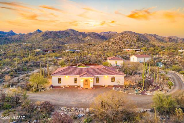 13850 N Como Hills Drive, Tucson, AZ 85755 (#22105547) :: Long Realty - The Vallee Gold Team