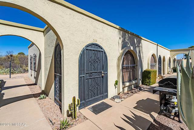 214 W Paseo Del Prado, Green Valley, AZ 85614 (#22105549) :: Kino Abrams brokered by Tierra Antigua Realty