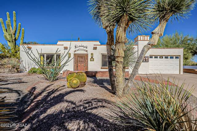 429 E El Valle, Green Valley, AZ 85614 (#22105555) :: Kino Abrams brokered by Tierra Antigua Realty