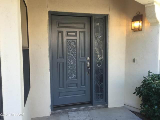 5952 N Via Del Chiquiri, Tucson, AZ 85718 (#22105569) :: Kino Abrams brokered by Tierra Antigua Realty