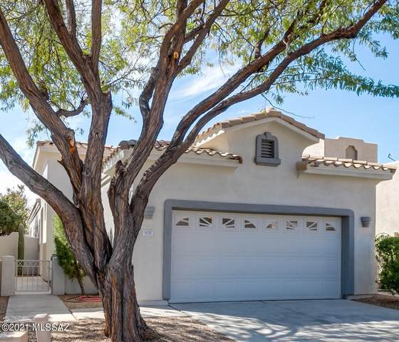 5081 N Pinnacle Cove Drive, Tucson, AZ 85749 (#22105578) :: Kino Abrams brokered by Tierra Antigua Realty